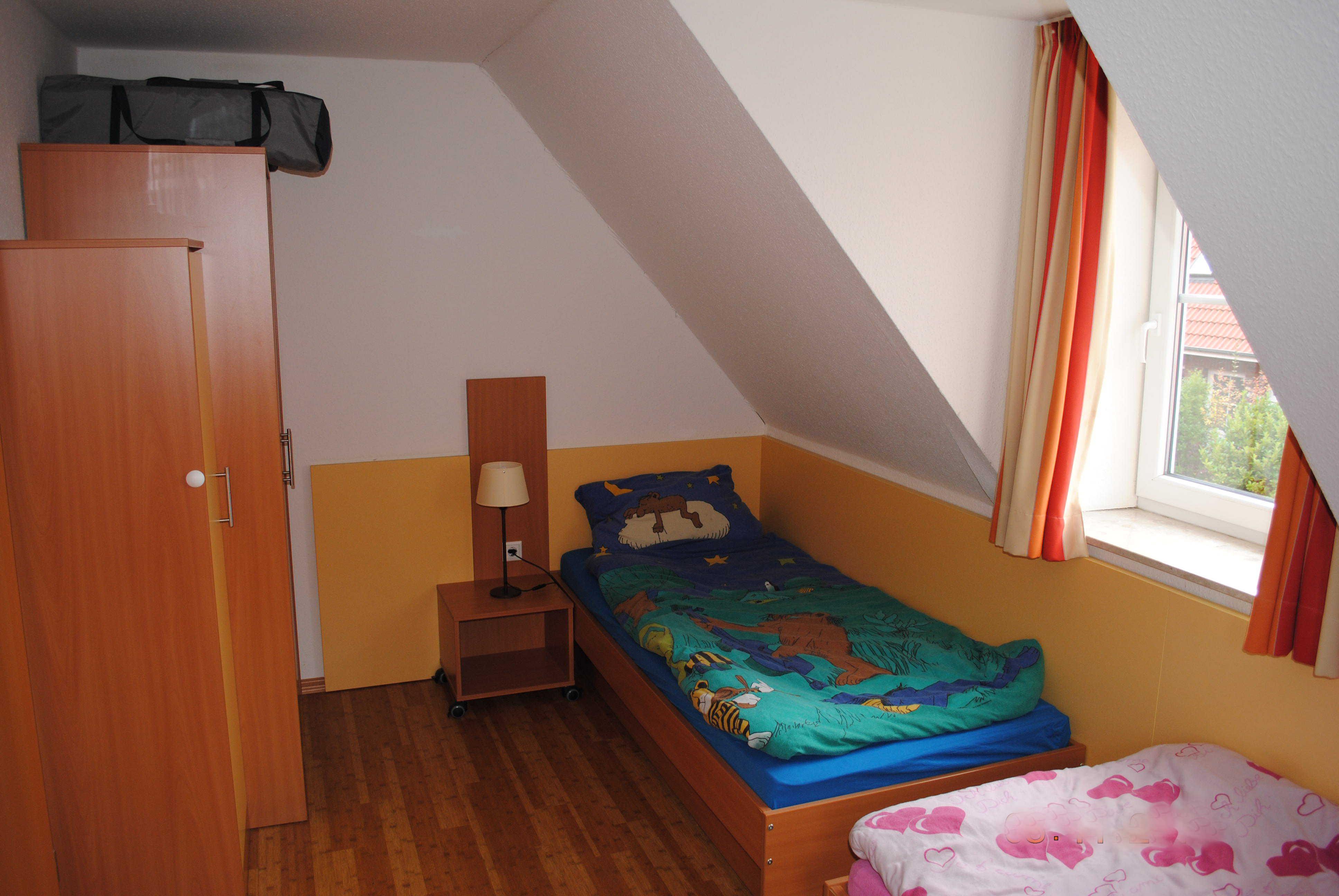 Das 2. Bett im Kinderzimmer