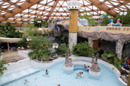 Das Spaßbad im Centerparcs Tossens